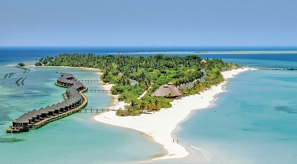 Hotel Kuredu Island Resort, Malediven, Lhaviyani-Atoll, Bild 1