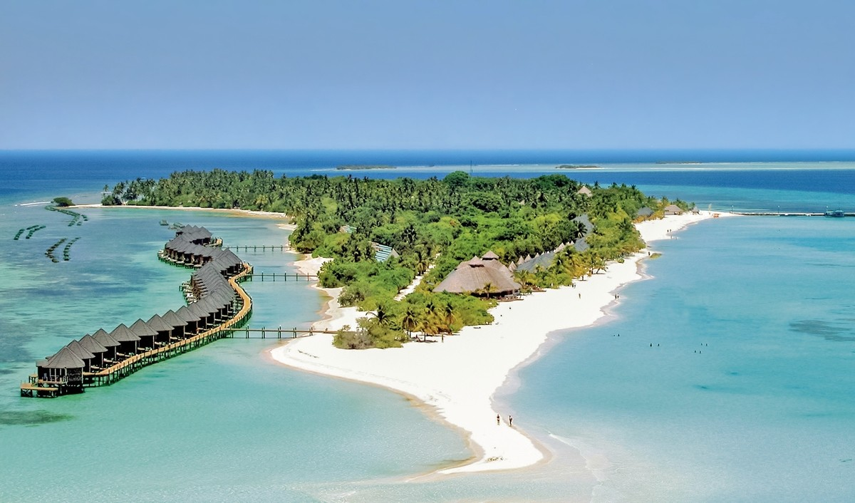 Hotel Kuredu Island Resort & Spa, Malediven, Lhaviyani Atoll