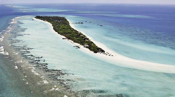 Hotel Palm Beach Resort & Spa, Malediven, Lhaviyani Atoll, Bild 1