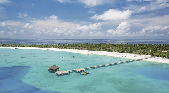 Hotel Atmosphere Kanifushi Maldives, Malediven, Lhaviyani Atoll, Bild 1