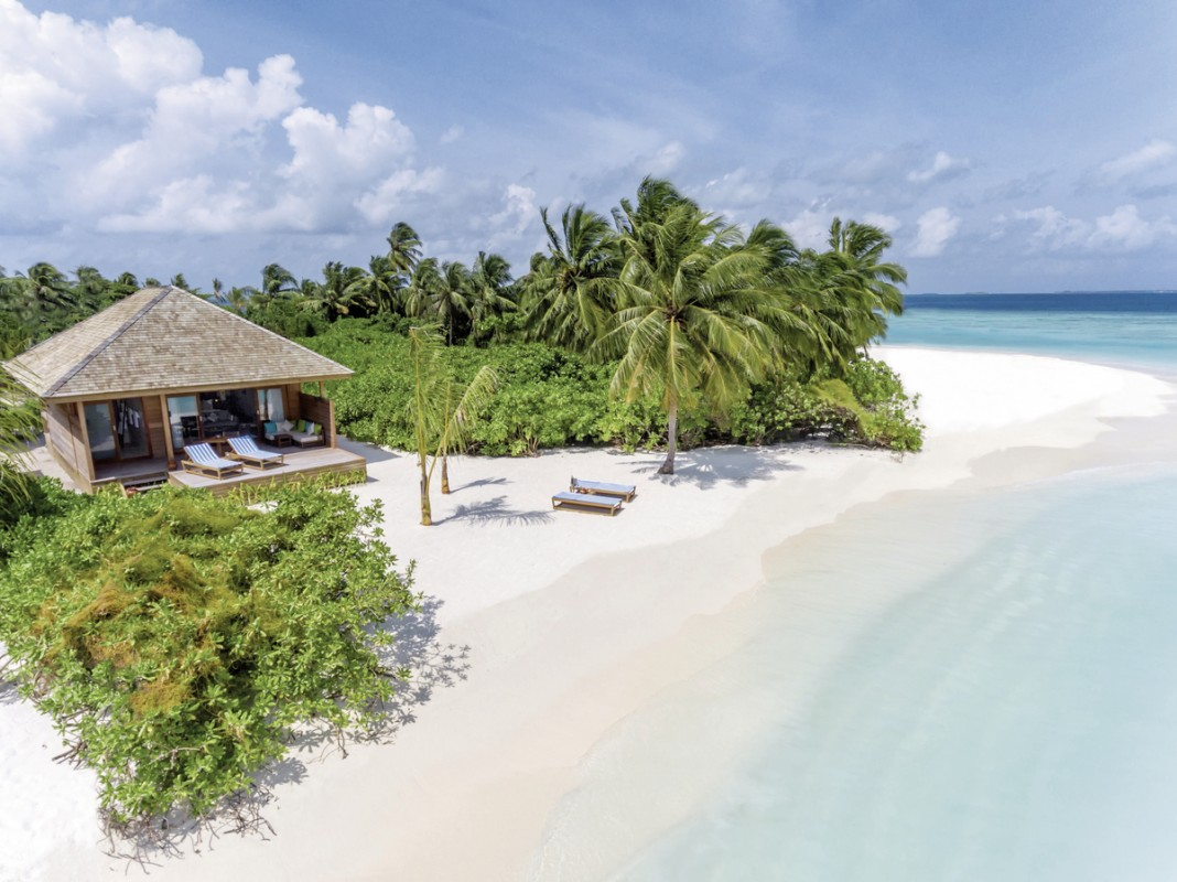 Hotel Hurawalhi Island Resort, Malediven, Lhaviyani Atoll, Bild 1