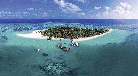 Hotel Angsana Velavaru, Malediven, Dhaalu Atoll, Bild 1