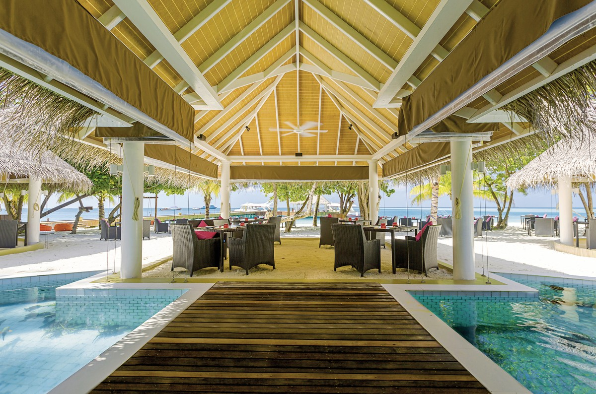 Hotel Sun Aqua Iru Veli, Malediven, Dhaalu Atoll, Bild 1