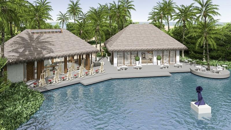 Hotel Kandima Maldives, Malediven, Dhaalu Atoll, Bild 1