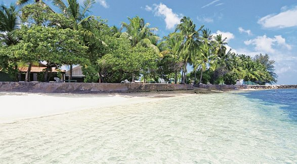 Hotel Equator Village, Malediven, Addu-Atoll, Bild 1