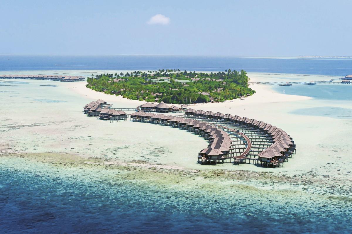 Hotel The Sun Siyam Iru Fushi Maldives, Malediven, Noonu Atoll, Bild 1