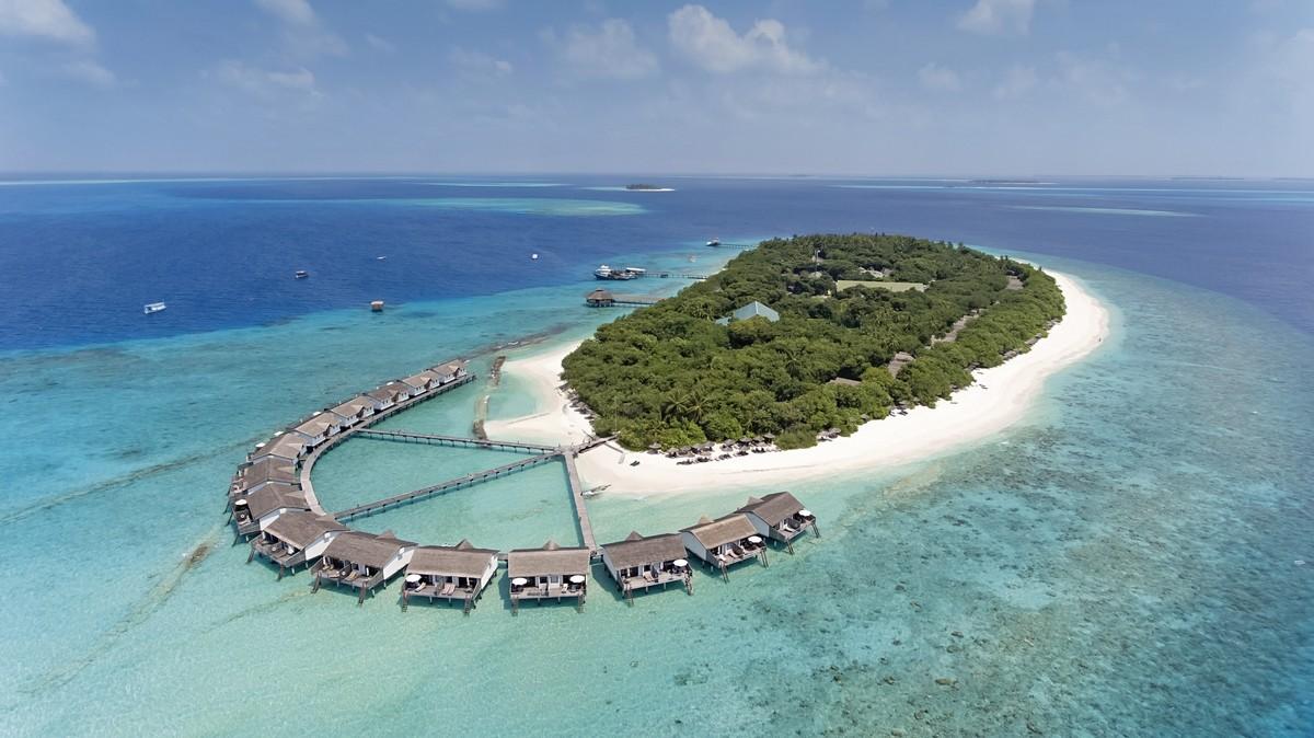 Hotel Reethi Beach Resort, Malediven, Baa Atoll, Fonimagoodhoo, Bild 1