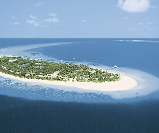 Hotel Reethi Beach Resort, Malediven, Baa Atoll, Bild 1