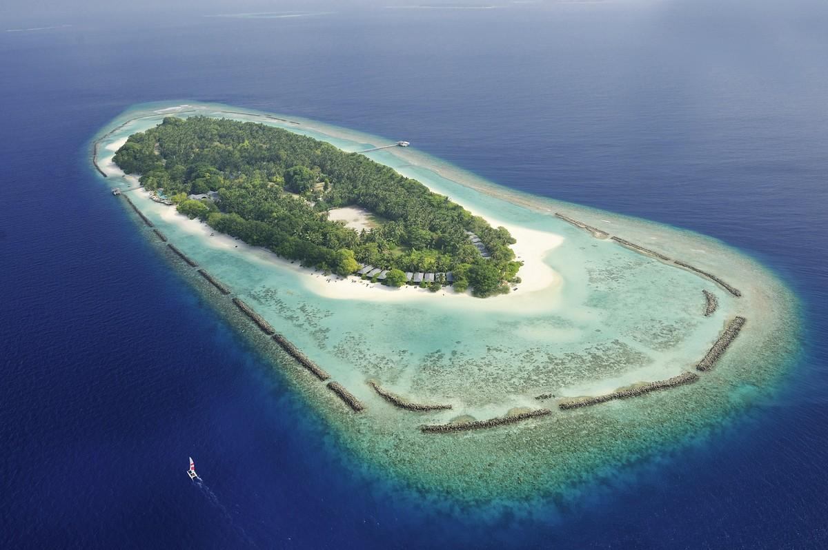 Hotel Royal Island Resort & Spa, Malediven, Baa Atoll, Bild 1