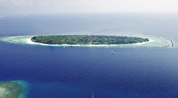 Hotel Royal Island Resort & Spa, Malediven, Baa Atoll, Bild 1