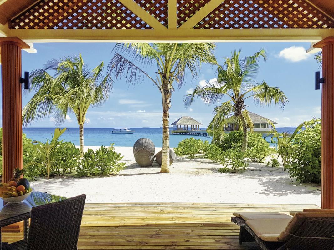 Hotel Kudafushi Resort & Spa, Malediven, Raa Atoll, Bild 1