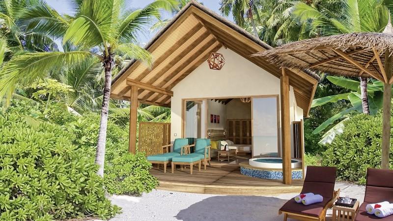 Hotel Reethi Faru Resort, Malediven, Raa Atoll, Raa-Atoll, Bild 1