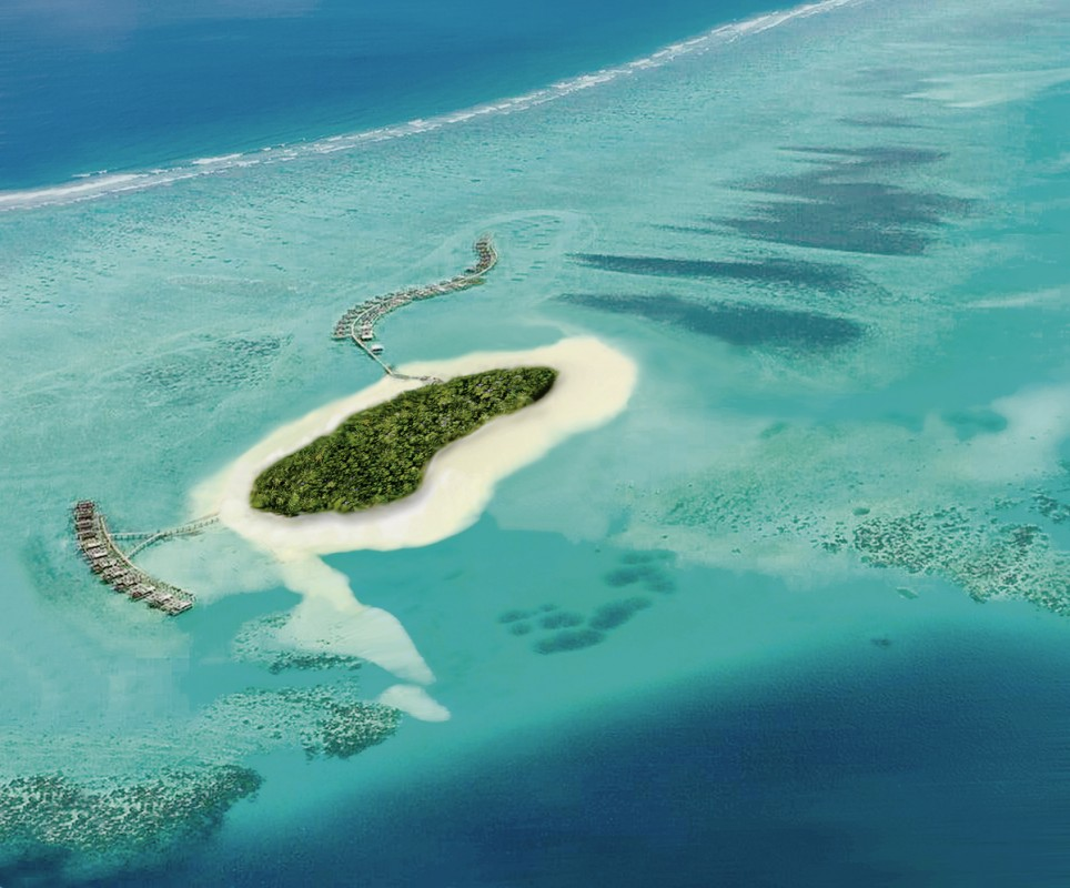Hotel You & Me by Cocoon, Malediven, Raa Atoll, Bild 1