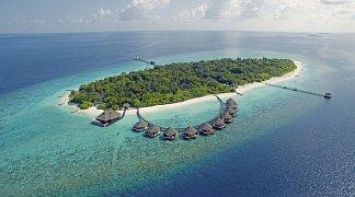 Hotel Adaaran Select Meedhupparu, Malediven, Raa Atoll