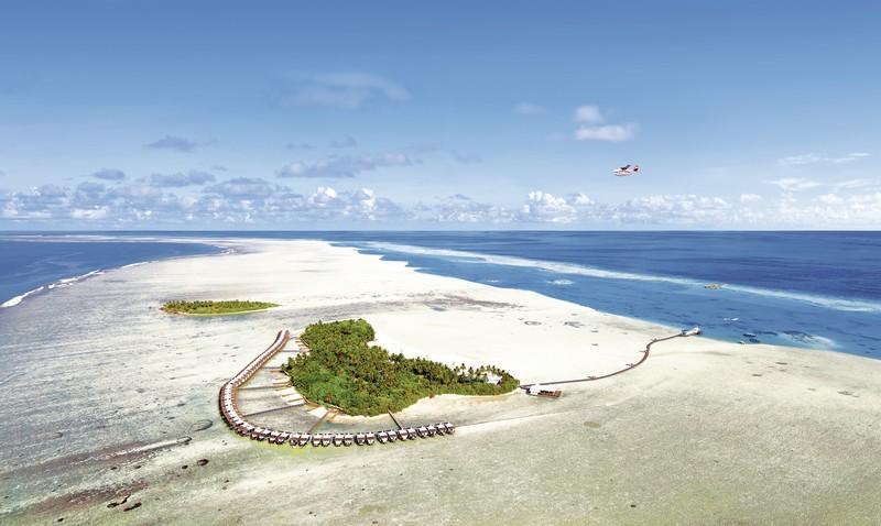 Hotel Cinnamon Hakuraa Huraa Maldives, Malediven, Meemu Atoll, Bild 1