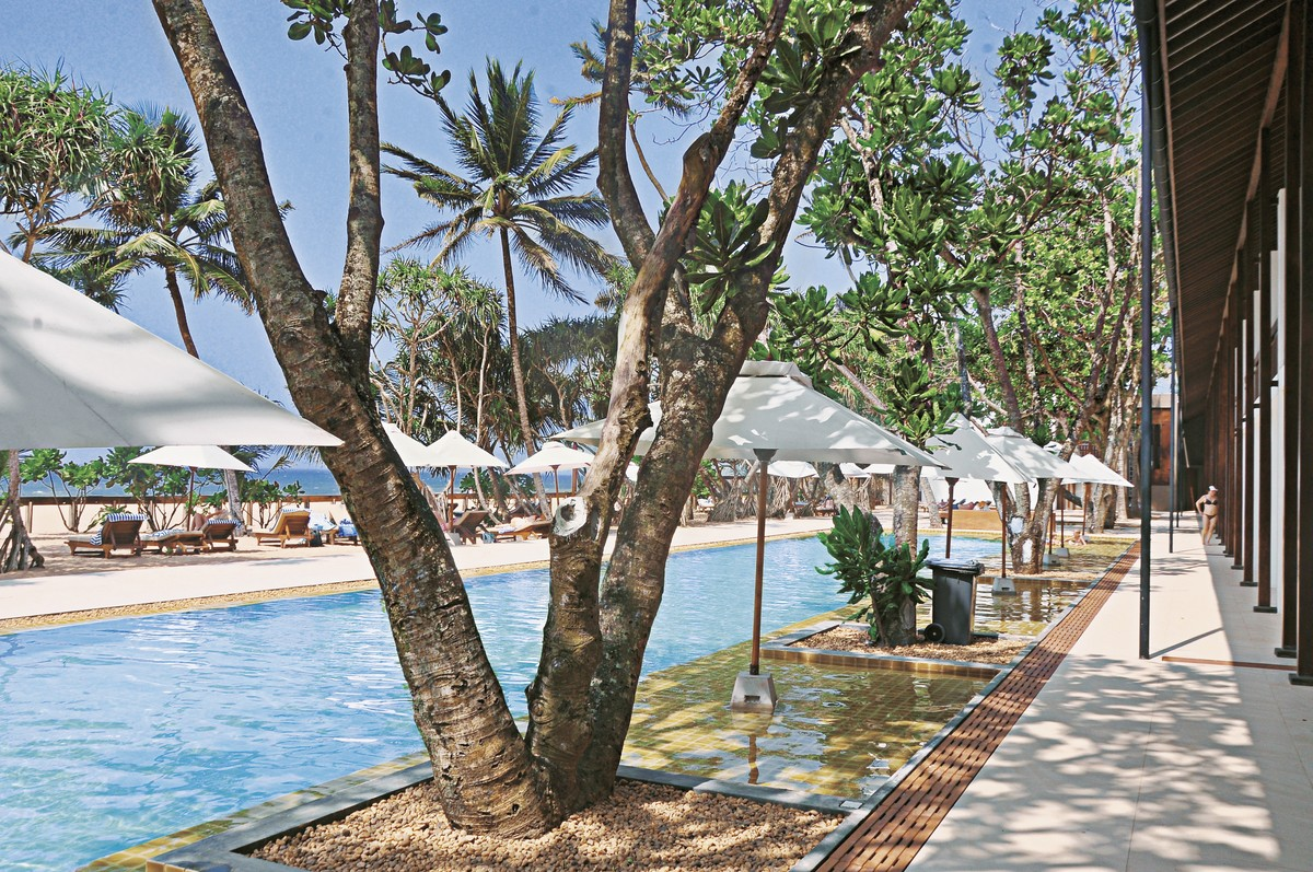 Hotel Pandanus Beach Resort & Spa, Sri Lanka, Induruwa