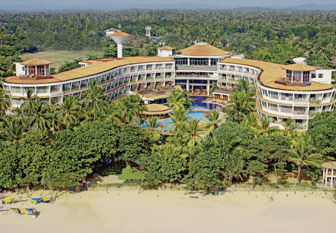 Hotel The Eden Resort & Spa, Sri Lanka, Beruwela, Bild 1