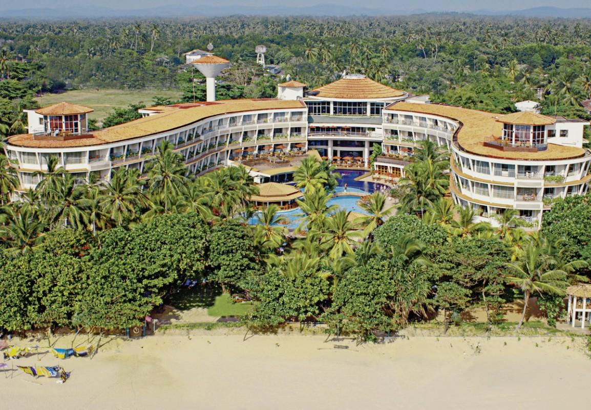 Hotel The Eden Resort & Spa, Sri Lanka, Beruwela