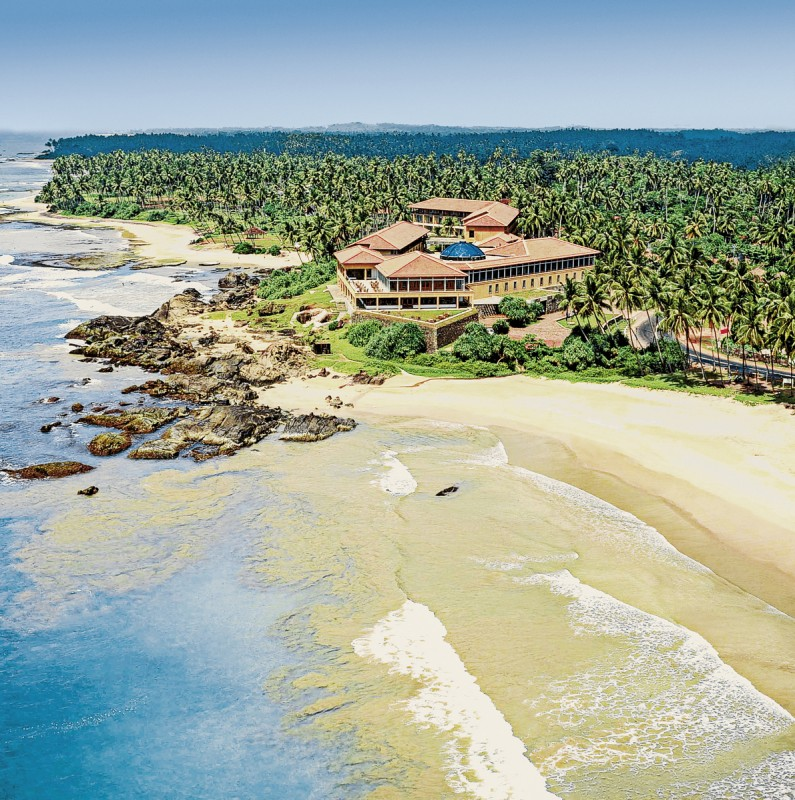 Hotel Jetwing Lighthouse, Sri Lanka, Galle