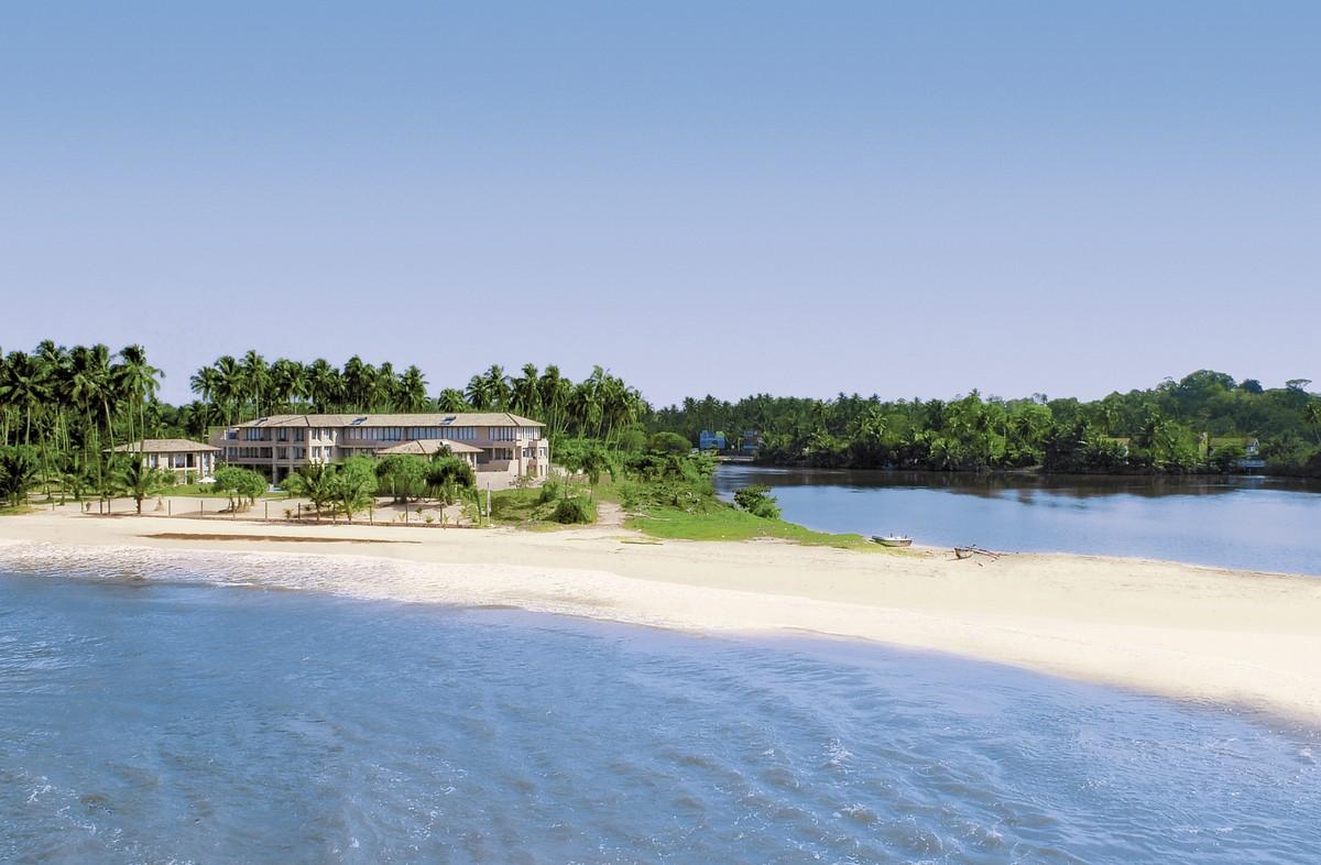 Hotel Mandara Beach Resort, Sri Lanka, Mirissa