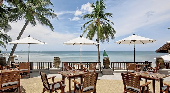 Hotel Impiana Samui Resort & Spa, Thailand, Koh Samui, Chaweng Beach, Bild 1