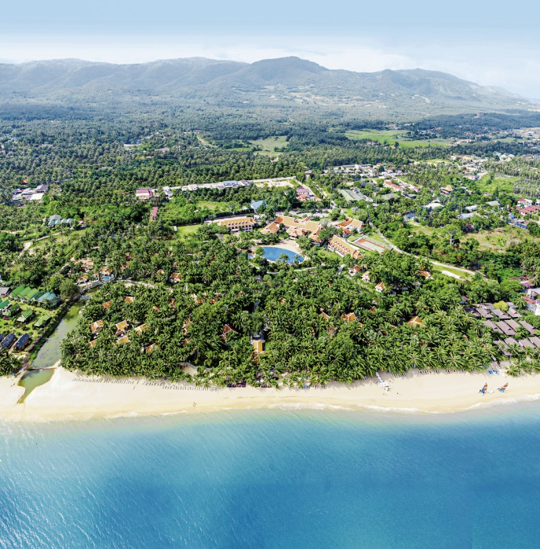 Hotel Santiburi Samui, Thailand, Koh Samui, Maenam