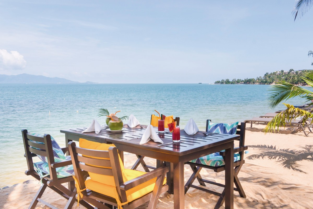 Hotel Paradise Beach Resort, Thailand, Koh Samui, Maenam