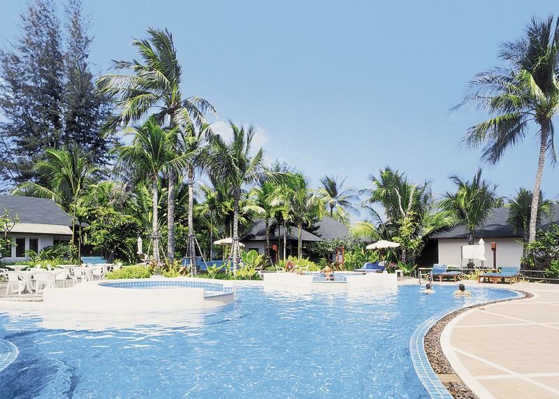Hotel Banana Fan Sea Resort, Thailand, Koh Samui, Bophut Beach, Bild 1