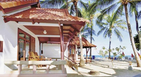 Hotel First Bungalow Beach Resort, Thailand, Koh Samui, Chaweng Beach, Bild 1