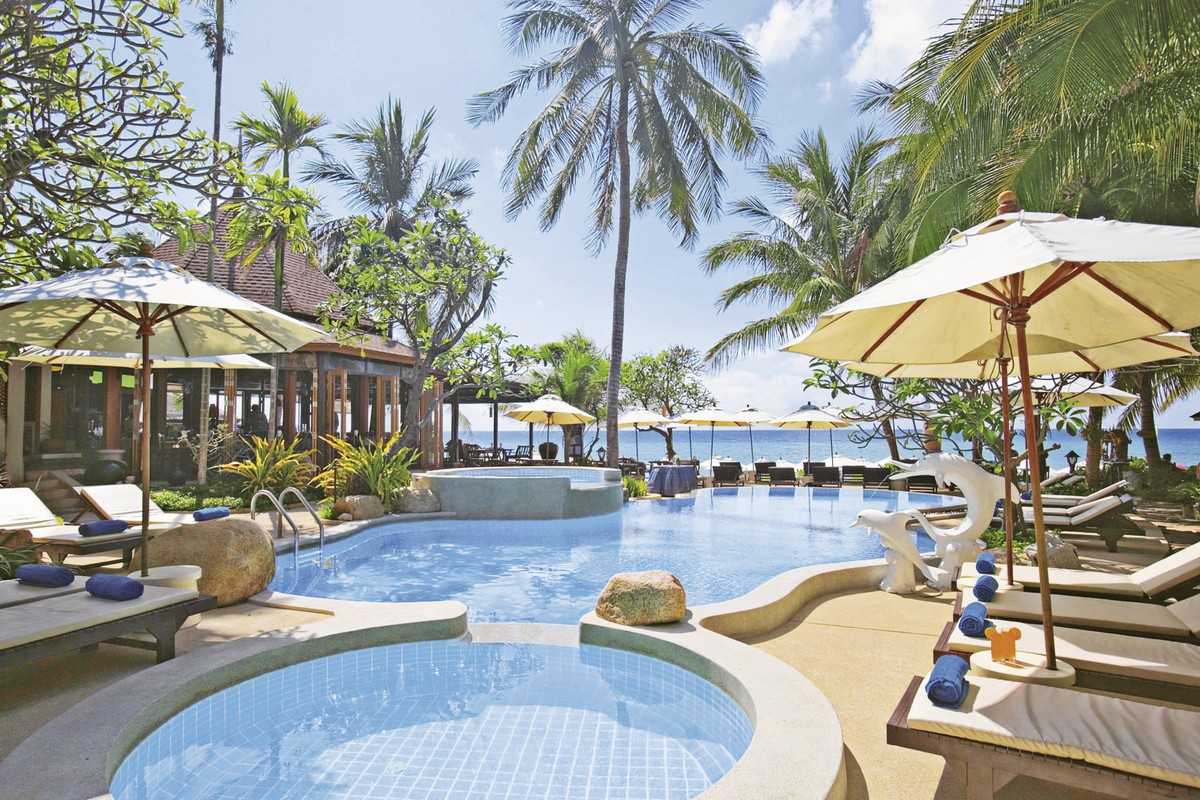 Hotel Thai House Beach Resort, Thailand, Koh Samui, Lamai Beach, Bild 1