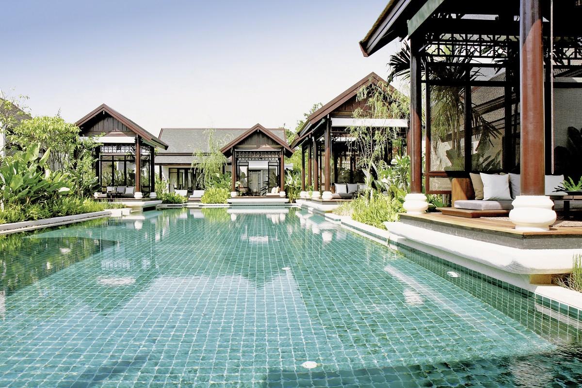 Hotel Anantara Lawana Samui Resort, Thailand, Koh Samui, Chaweng Beach, Bild 1