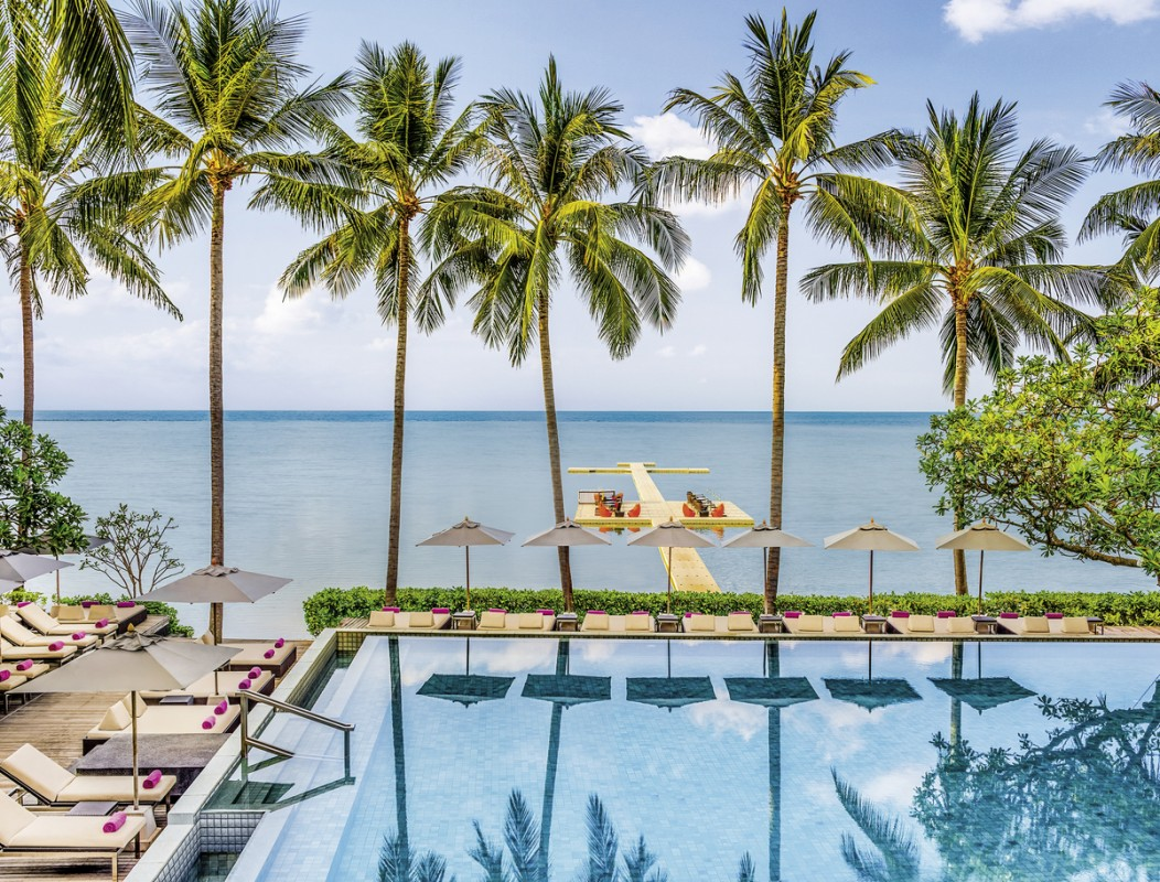 Hotel Le Meridien Koh Samui, Thailand, Koh Samui, Lamai Beach, Bild 1