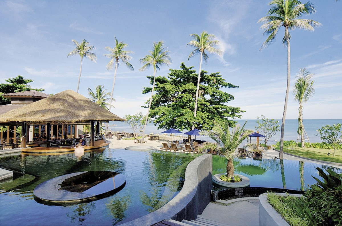 Hotel Outrigger Koh Samui Beach Resort, Thailand, Koh Samui, Bophut Beach, Bild 1