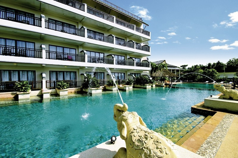 Hotel Krabi La Playa Resort, Thailand, Krabi, Ao Nang Beach, Bild 1