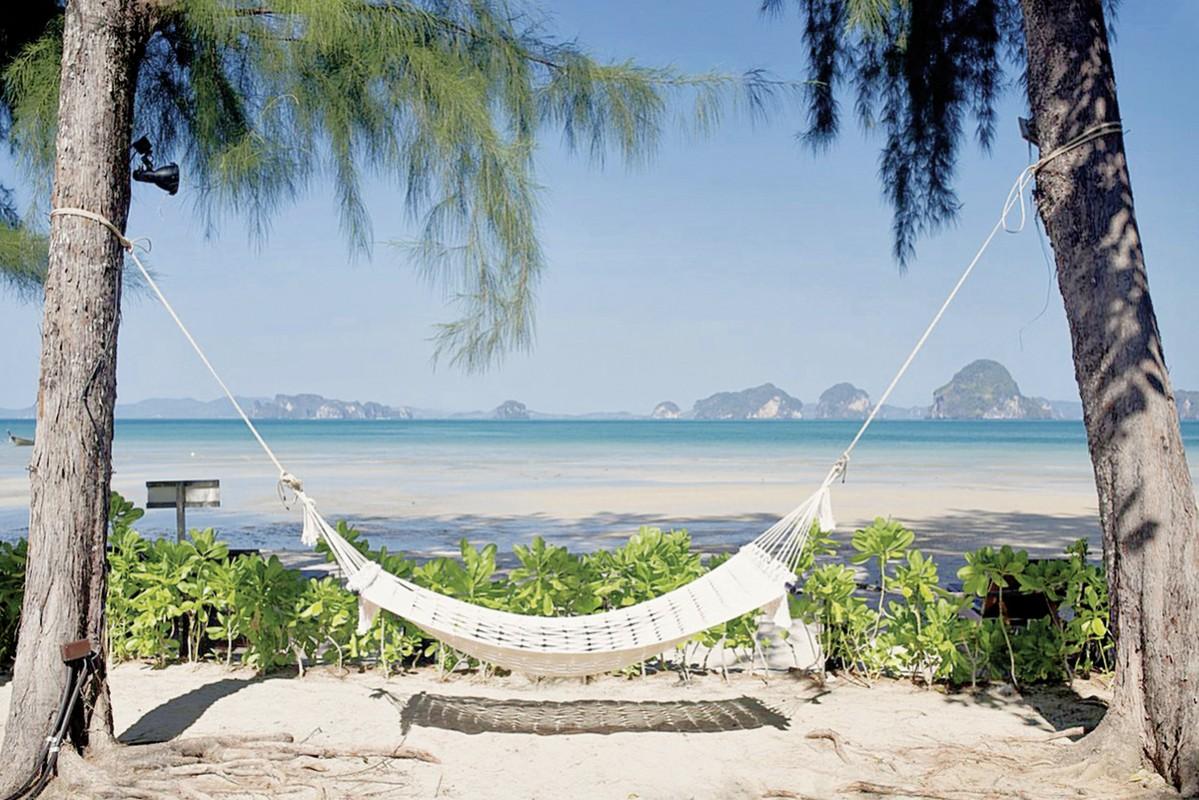 Hotel Tup Kaek Sunset Beach Resort, Thailand, Krabi, Klong Muang Beach, Bild 1
