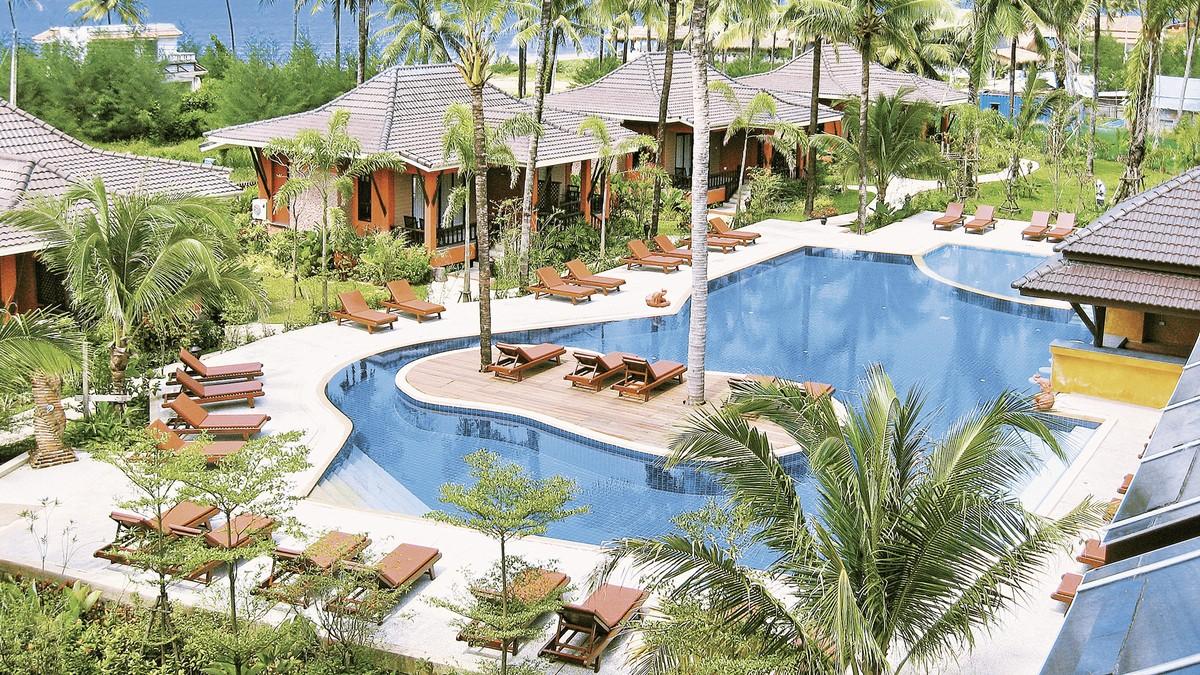 Hotel Sudala Beach Resort, Thailand, Khao Lak, Phang Nga, Bild 1