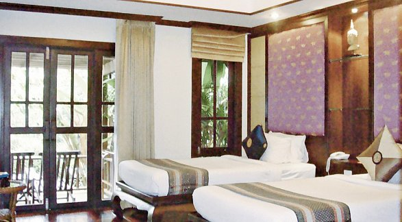 Hotel Khao Lak Palm Beach Resort, Thailand, Khao Lak, Bild 1
