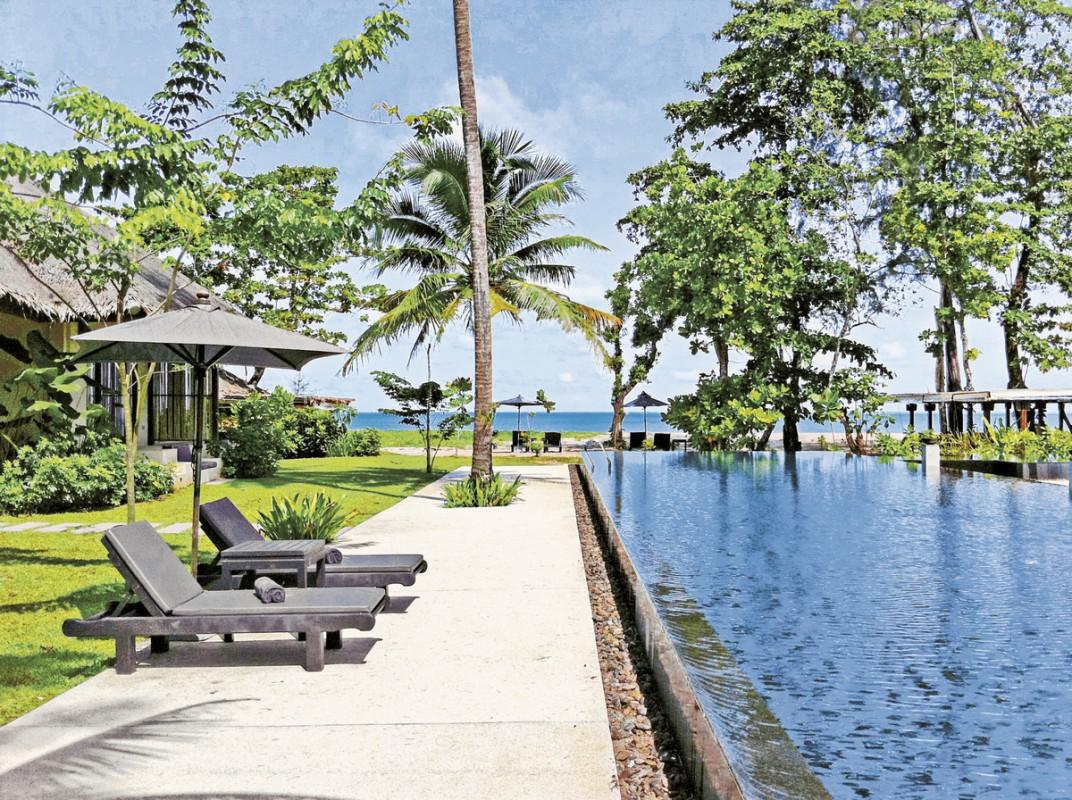 Hotel Bangsak Village, Thailand, Khao Lak, Bild 1