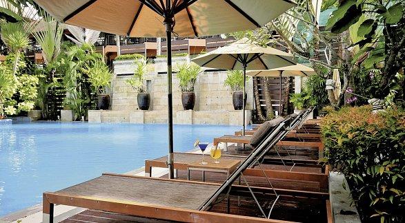Hotel Burasari Resort, Thailand, Phuket, Patong, Bild 1