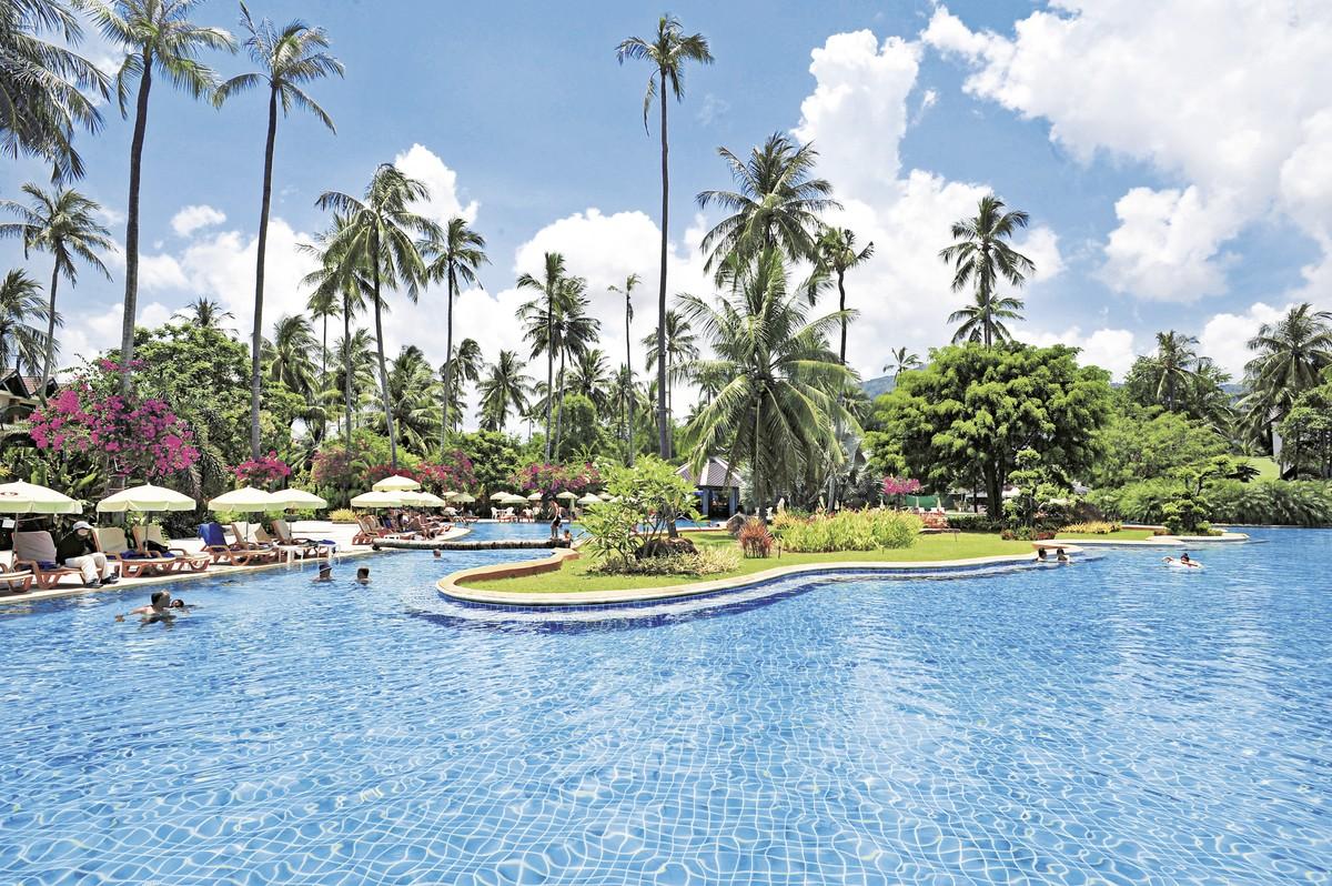 Hotel Duangjitt Resort & Spa, Thailand, Phuket, Patong, Bild 1