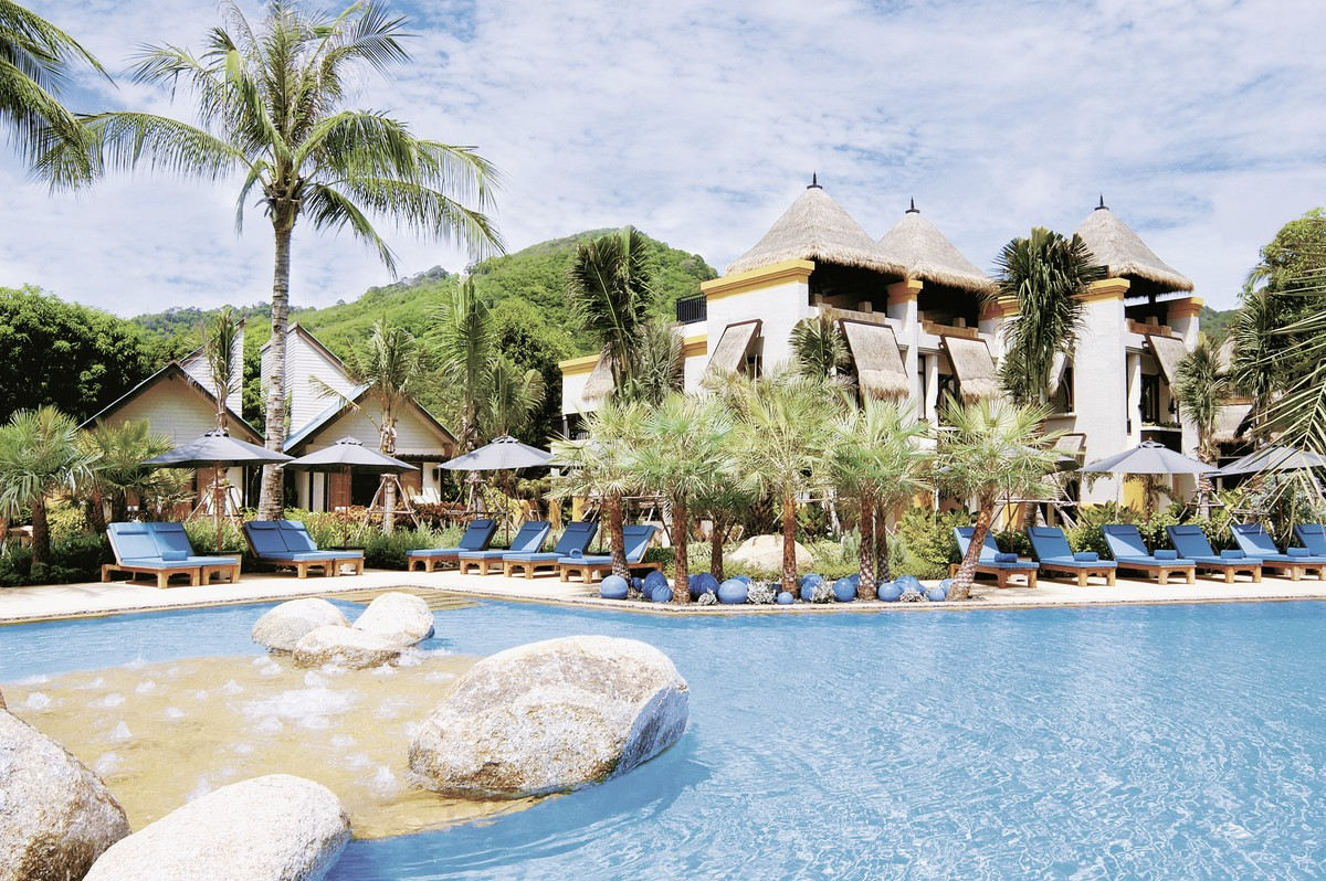 Hotel Mövenpick Resort & Spa Karon Beach, Thailand, Phuket, Karon Beach