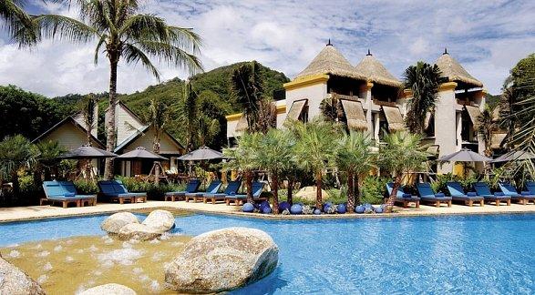 Hotel Mövenpick Resort & Villas Karon Beach, Thailand, Phuket, Karon Beach, Bild 1