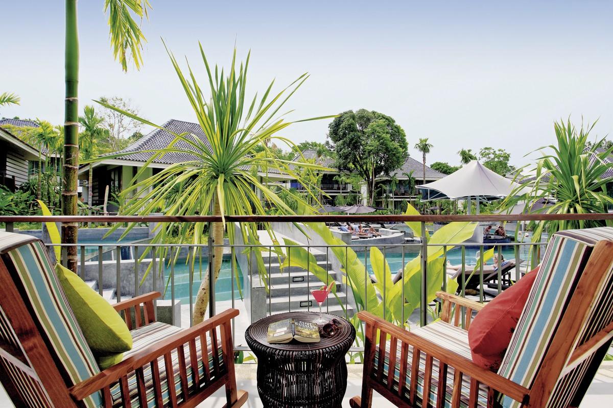Hotel Mandarava Resort & Spa, Thailand, Phuket, Karon Beach, Bild 1