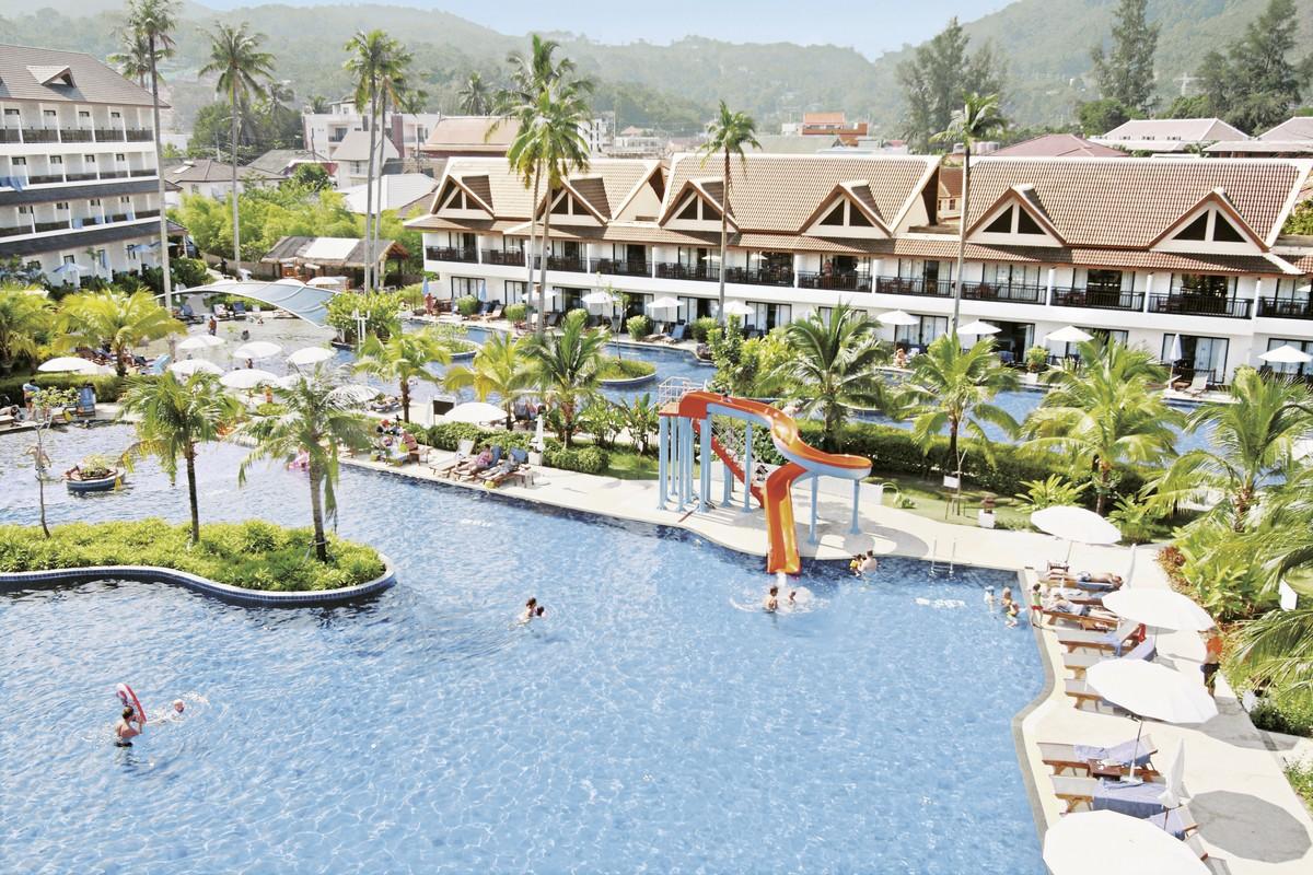 Hotel Sunwing Resort Kamala Beach, Thailand, Phuket, Kamala Beach, Bild 1
