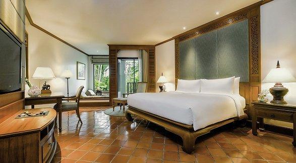 Hotel JW Marriott Phuket Resort & Spa, Thailand, Phuket, Mai Khao Beach, Bild 1