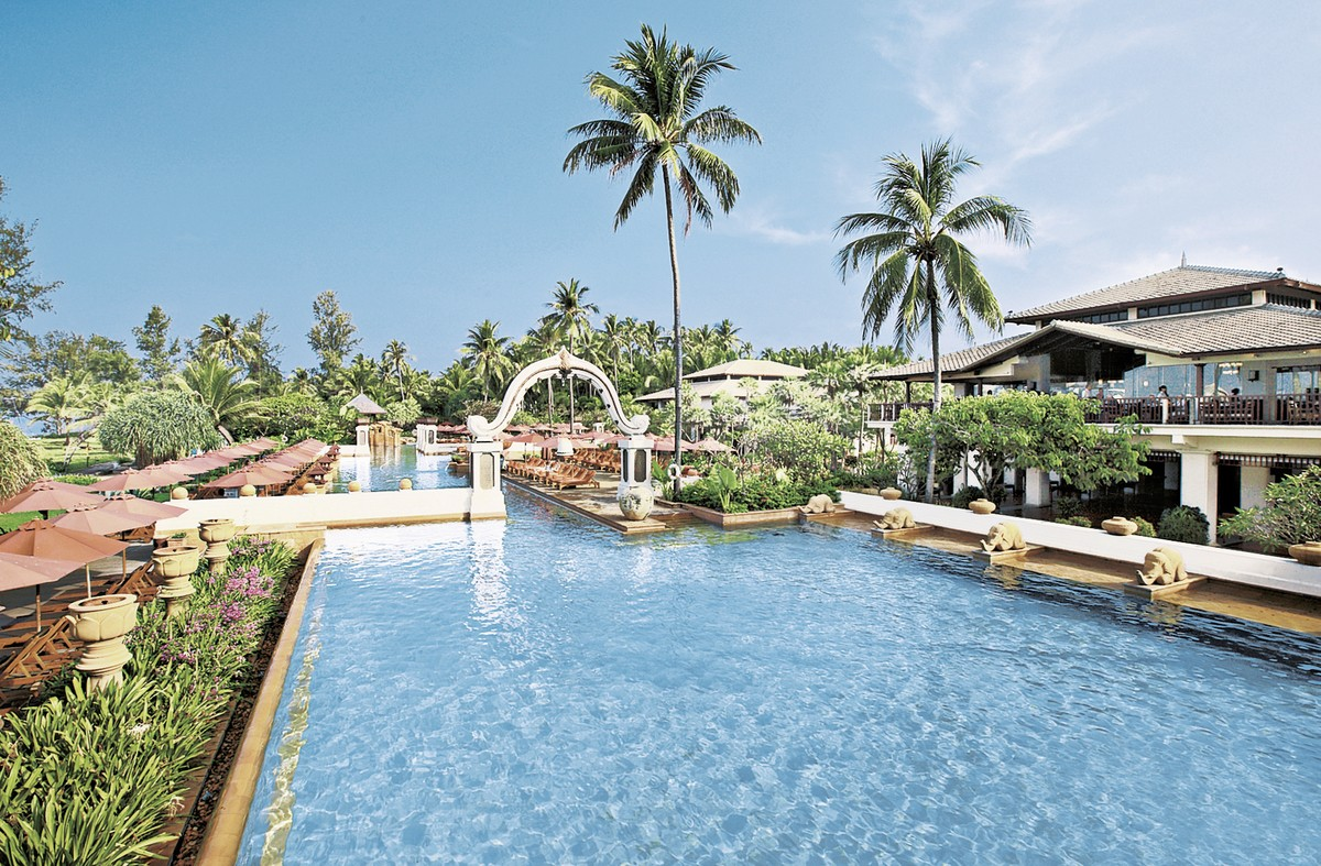Hotel JW Marriott Phuket Resort Beach, Thailand, Phuket, Mai Khao Beach, Bild 1