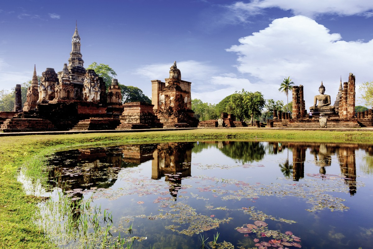 Thailand Rundreise: Faszination Asien, Thailand, Chiang Mai/Phuket, Bild 1