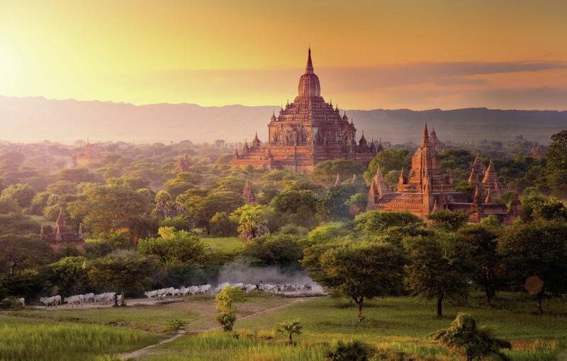 Kreuzfahrt Myanmar Rundreise: Die verborgenen Schätze entdecken, Myanmar, Yangon