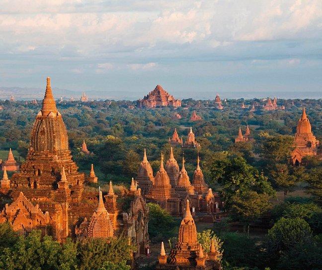 Myanmar Rundreise, Myanmar, Yangon, Bild 1