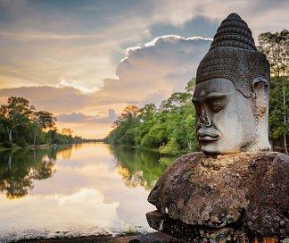 Drei Länder Asien Rundreise, Vietnam/Kambodscha/Thailand, Saigon/Bangkok, Bild 1